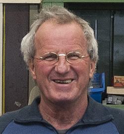 Ignaz Moser Portrait